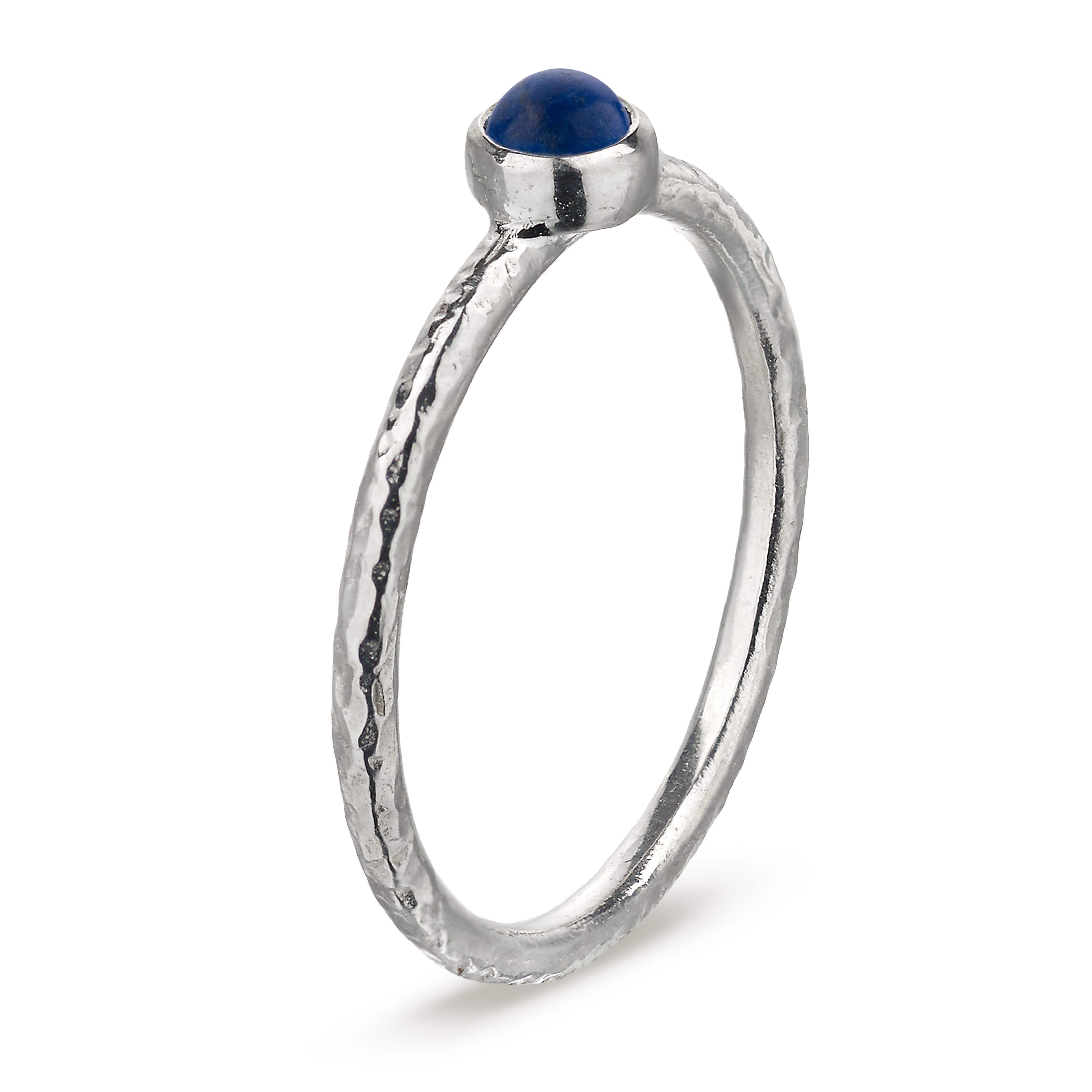lapis_silver_ring