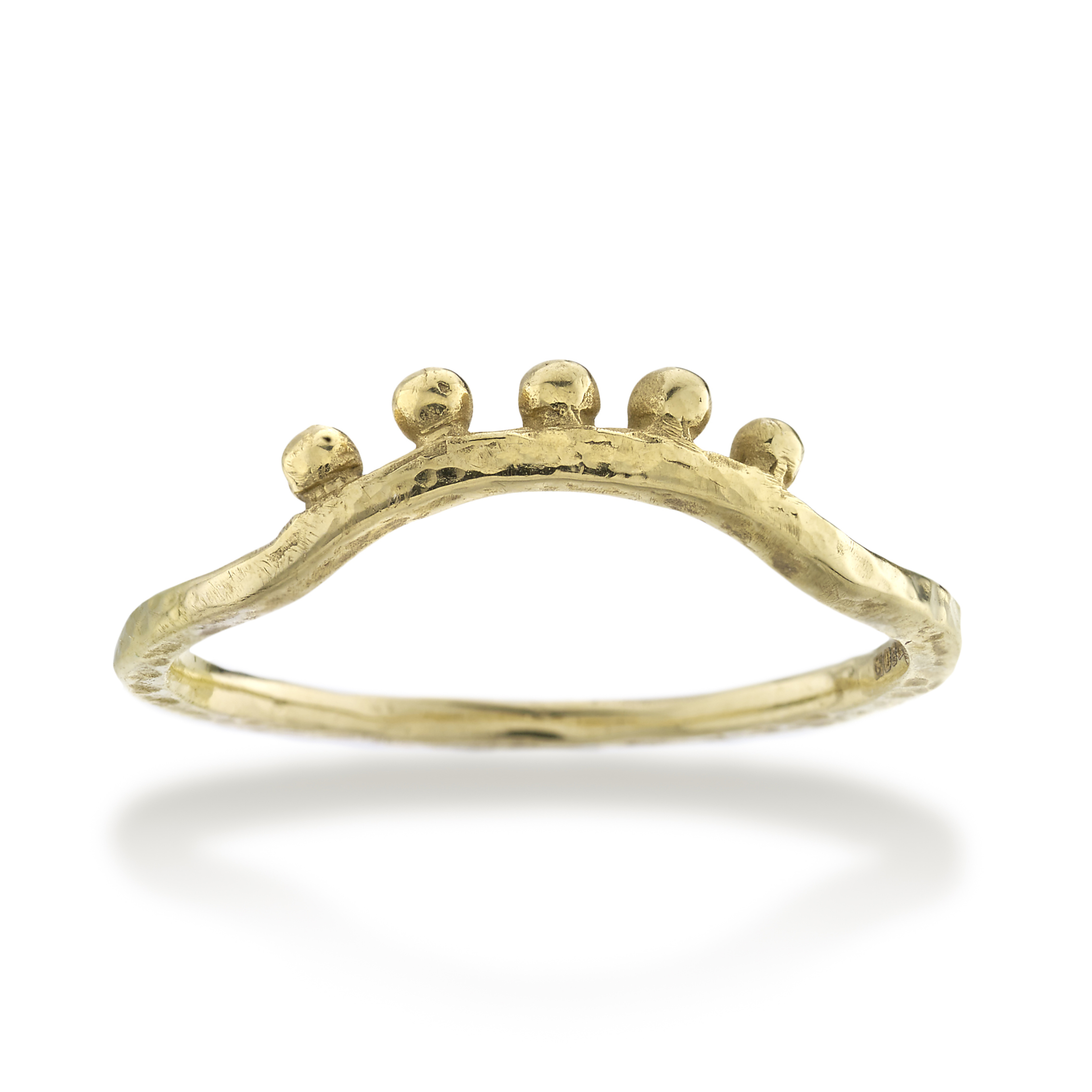 hammered_gold_curved_ring_bobbles
