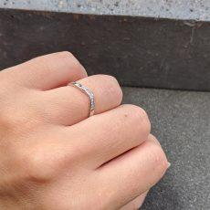Lily McCallin Wedding Ring